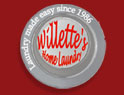 Willettes Home Laundry Logo