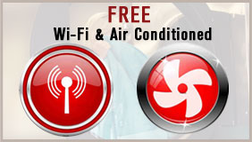 Willettes Free Wifi and Air Conditioned