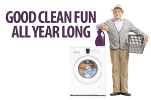 Good Clean Fun All Year Long