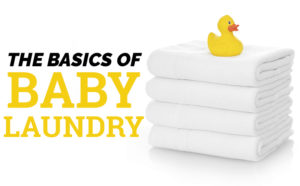 The Basics Of Baby Laundry