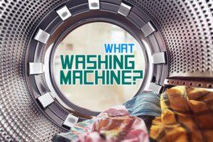 What washing machine?