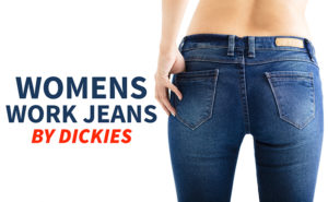 Womens Work Jeans By Dickies