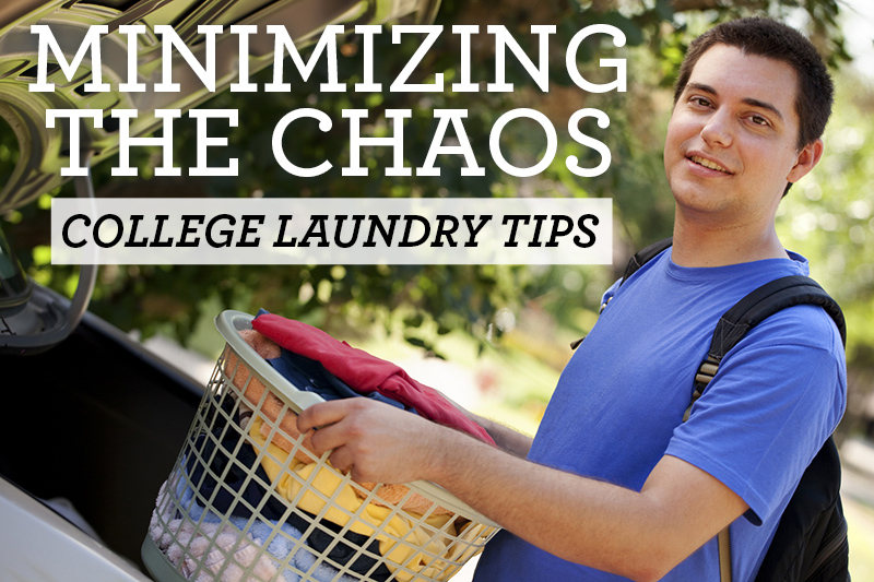 College Laundry Tips - Willette's Home Laundry - Mound, MN