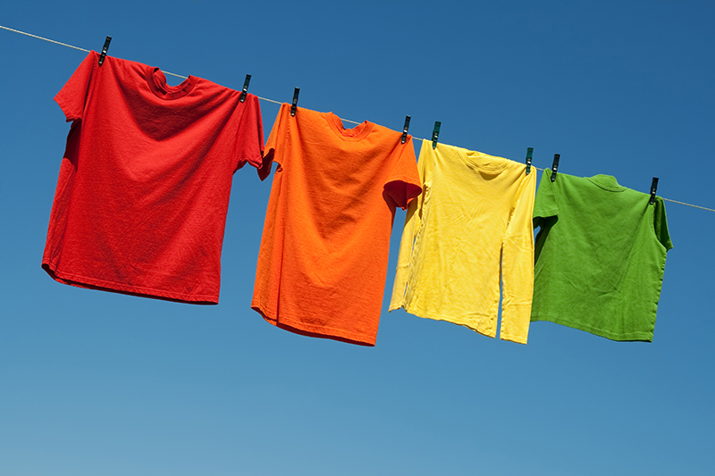 Drying Your Clothes In A Dryer Is Not Always Faster Than Hanging